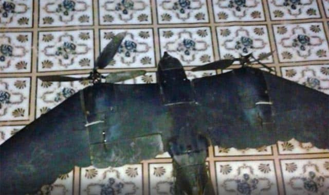 drone oiseau somalie