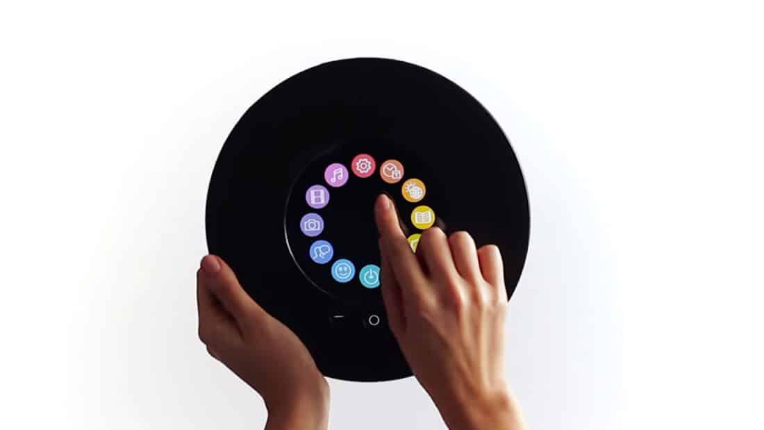 Fixo est un disque intelligent capable de nombreuses fonctionnalités.