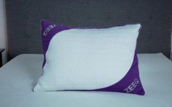 Oubliez les ronflements avec l'oreiller connecté Zeeq