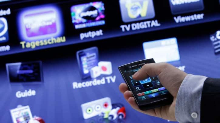 La Smart TV de Samsung