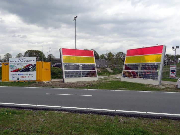 Un km de ces barrières fournit assez d'énergie pour approvisionner 50 logements en électricité pendant un an.