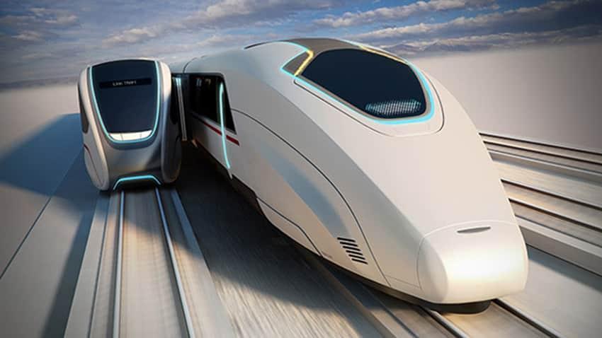 train du futur