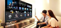 La moitié des téléviseurs vendus dans le monde sont des Smart TV
