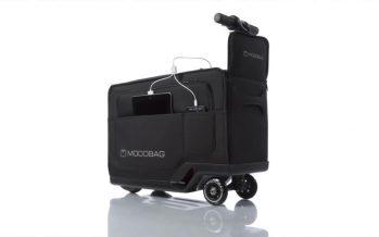 Modobag : ce n'est plus vous qui portez votre valise, c'est votre valise qui vous porte