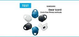 [TEST] Samsung Gear IconX : les écouteurs tactiles autonomes