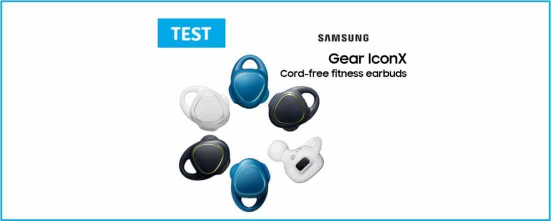 Samsung Gear Iconx écouteurs sans fils