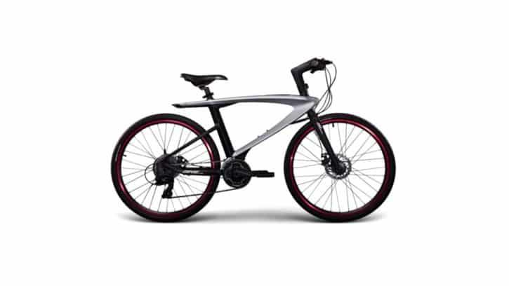 Le Superbike est un vélo connecté très complet.