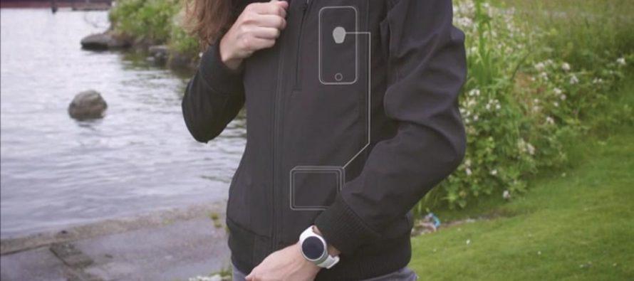 Oubliez les pannes de batterie avec la veste chargeur Baubax
