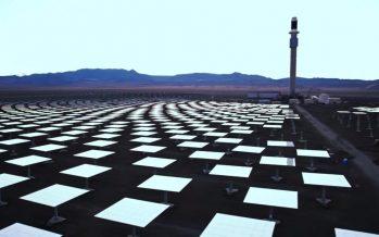 La centrale Crescent Dunes : le renouveau de l'énergie solaire