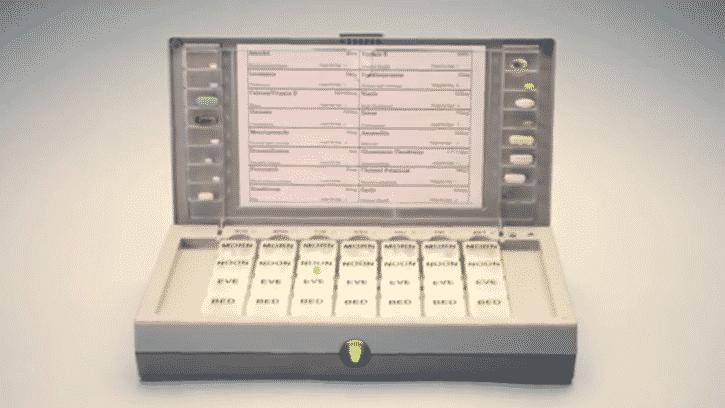 La Wireless Pillbox peut être entièrement personnalisée.