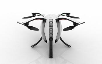 PowerEgg : le premier drone grand public de PowerVision