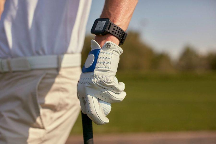 montre connectee golf garmin approach s20