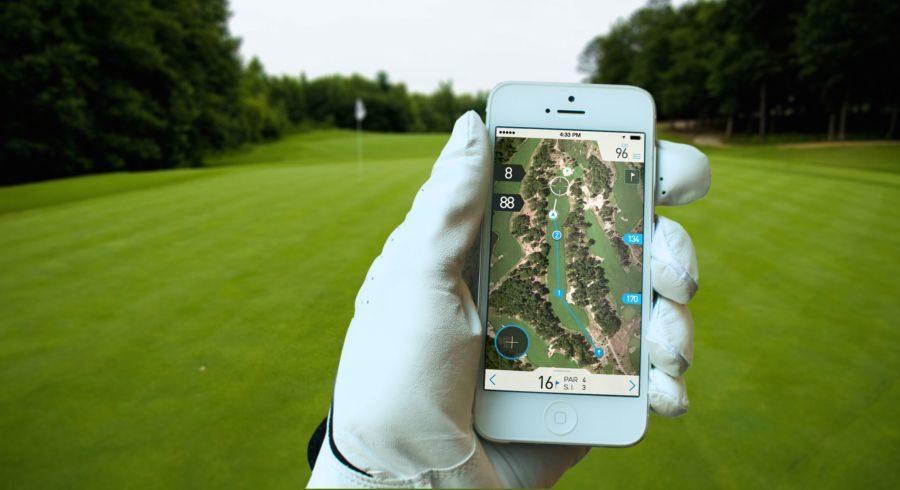 application golf hole 19