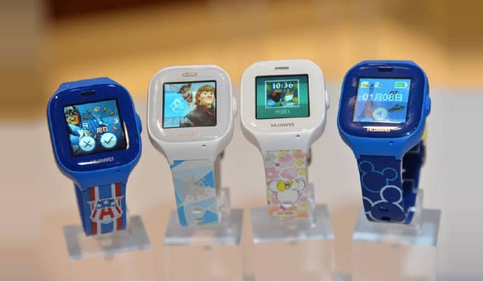 Huawei Kids Smartwatch : Disney et Huawei lancent une ...
