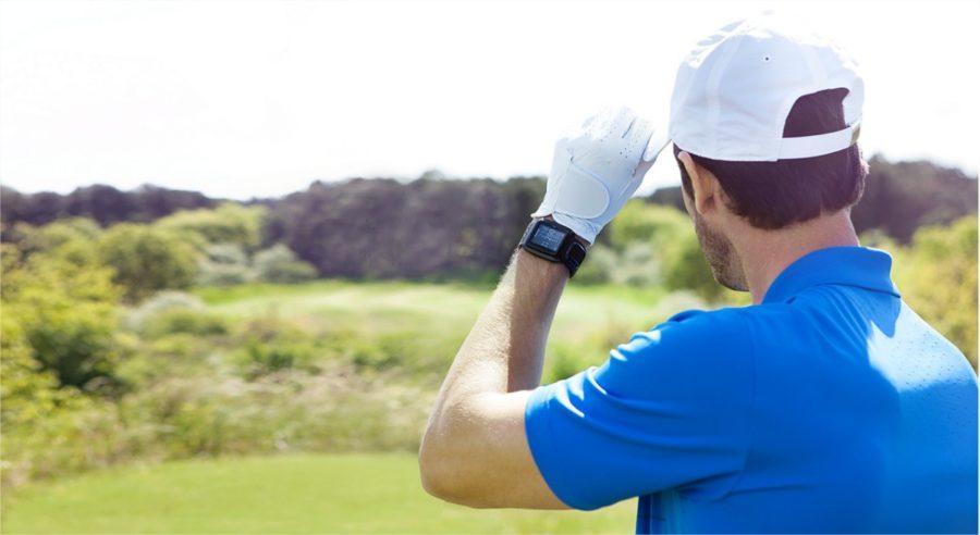 montre golf tomtom golfer