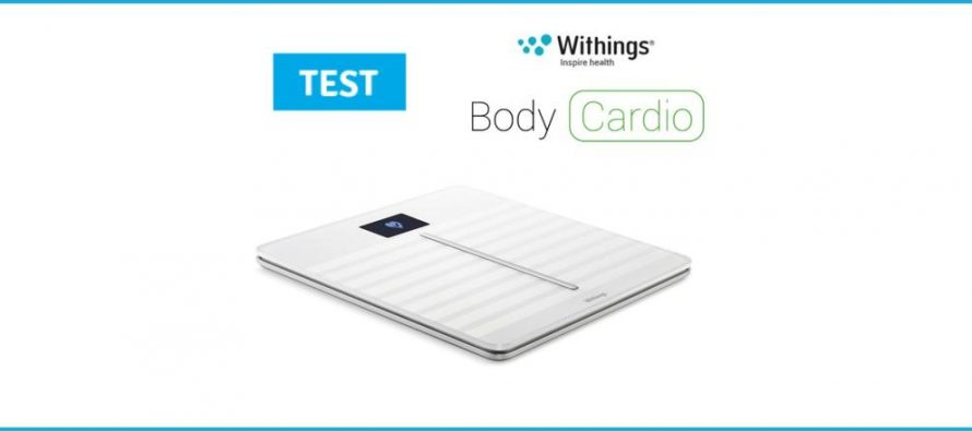 [TEST] Une balance de spécialiste : Body Cardio de Withings