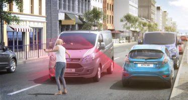 Détection des piétons, freinage d'urgence : les nouveautés de Ford
