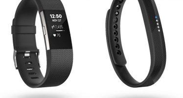 Fitbit : les bracelets Charge 2 et Flex 2 sont officiels !