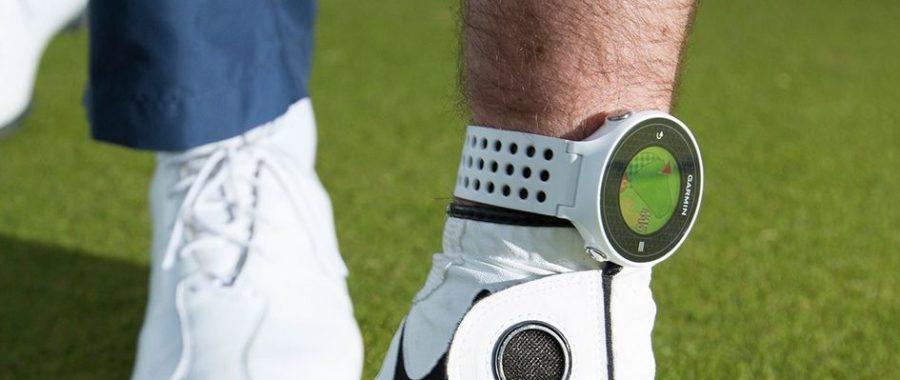 montre golf garmin approach s6