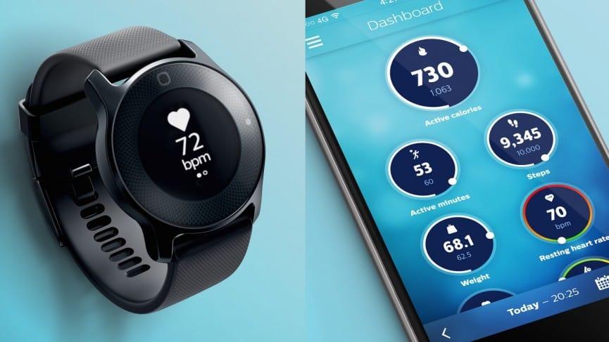 Philips lance une gamme d'objets connectés santé