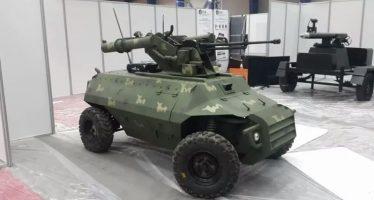 L'Iraq a construit un véhicule robotique armé afin d'affronter Daech