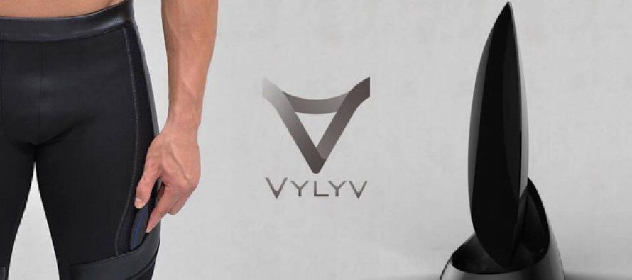 VylyV : un short connecté pour une meilleure érection !