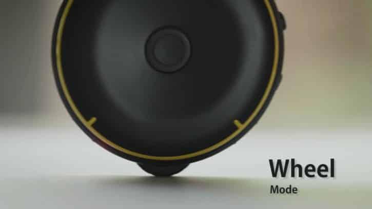 Mode roue Bagel mesurer objets irréguliers
