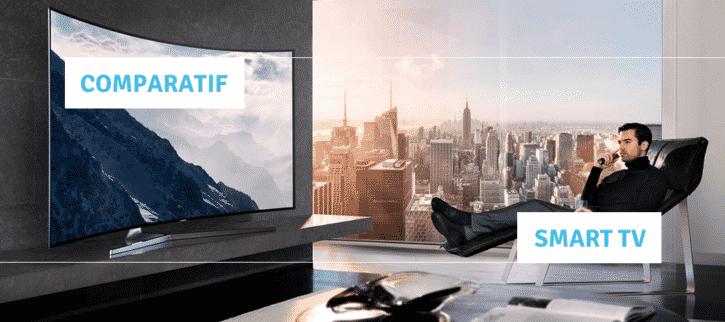 smart tv comparatif