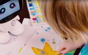 Honeybot, le robot-ami-professeur que vos enfants vont adorer