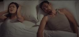 Snore Circle, l'appareil qui va vous éviter de coucher sur le canapé