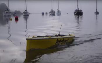 Autonaut : le drone marin qui prédit la météo avec plus de précision