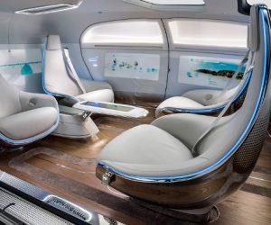 Top des voitures du futur avec le pilotage autonome