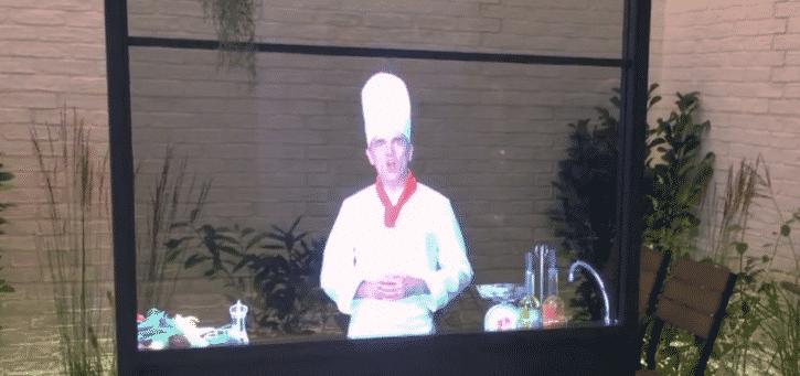 chef cuisinier panasonic