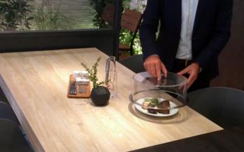 [IFA 2016] Panasonic propose la cloche à aliments qui réchauffe les plats