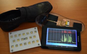 Crystal Device présente ses chaussures connectées autonomes