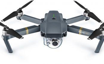 DJI Mavic Pro : un drone pliable qui tient dans la main !