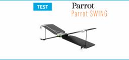 [TEST] Parrot Swing : Le drone qui semble sorti de Star Wars