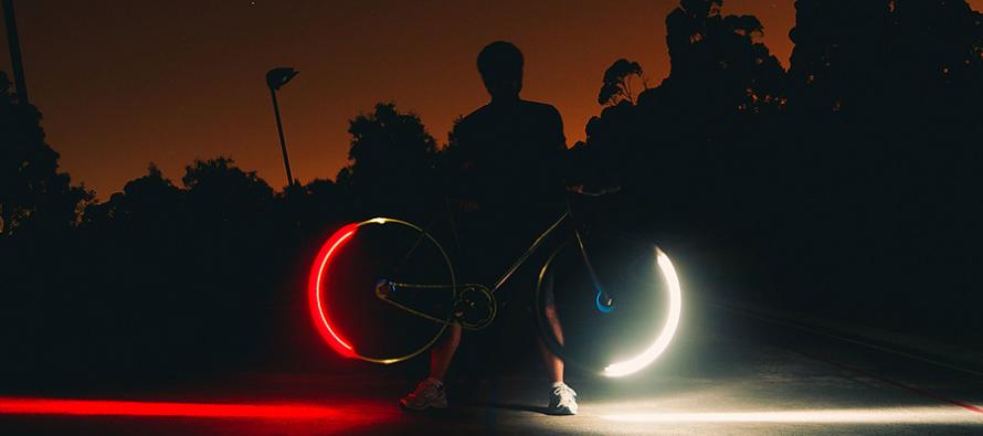 Eclipse+ de Révolights révolutionne la sécurité des cyclistes la nuit