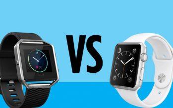 [IDC] marché des wearables : Apple recule, Fitbit domine !