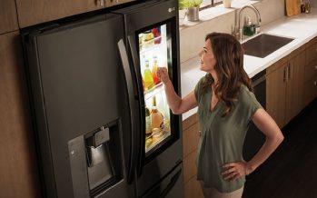 [IFA 2016] Un réfrigérateur connecté LG sous Windows 10 !