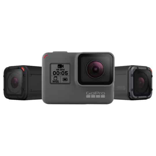hero 5 black gopro equipement randonnee
