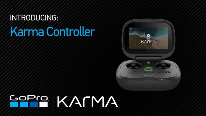 go-pro-karma-controlleur