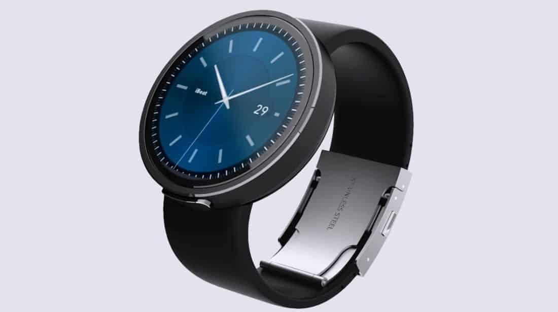 La montre connectée iBeat Life Monitor