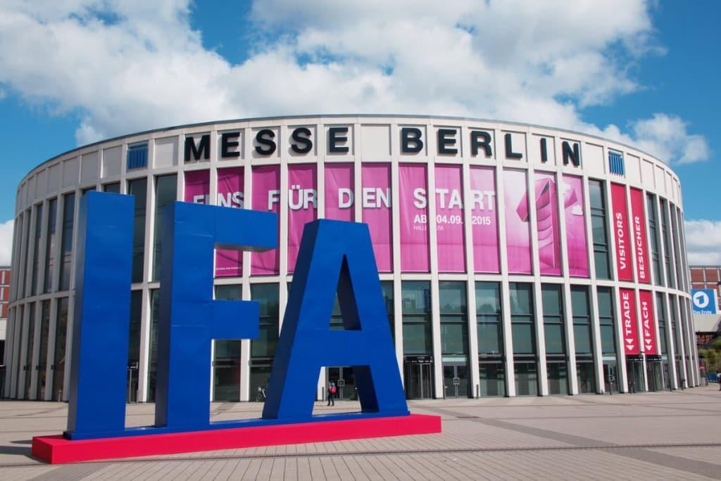 Le salon IFA 2016 de Berlin
