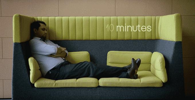 Thim une bague connect e pour s 39 endormir facilement for Micro sieste