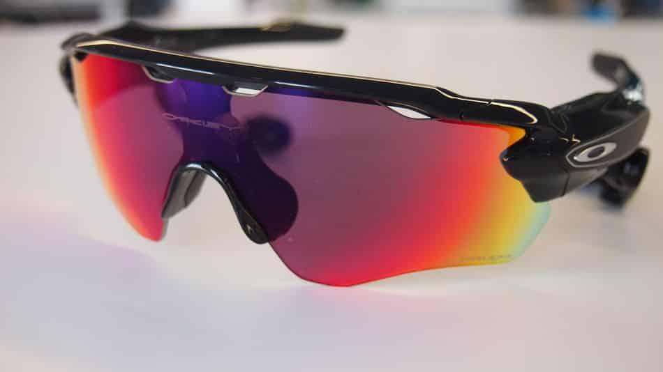 Les lunettes connectées Oakley Radar Pace