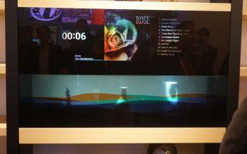 [IFA 2016] Panasonic dévoile une télévision transparente