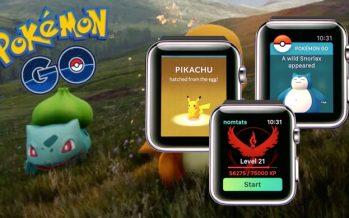 Pokémon GO arrive sur Apple Watch, Pokémon GO Plus disponible le 16/09 !