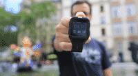 La montre Sowatch médicale et sportive