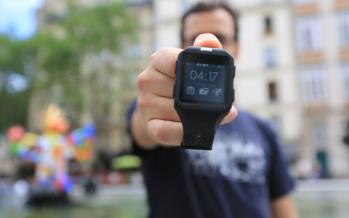 Sowatch : une montre connectée médicale et sportive